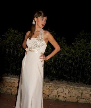 Veragioia Wedding dress MAGNOLIA 100% Made in Italy