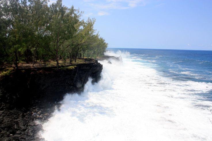Mon île - cap méchant - ile de la Réunion