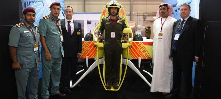 Dubai, itfaiye hizmetleri için alışılmışın dışında bir aracı envanterine eklemeye hazırlanıyor: İnsanlı ve insansız jetpack sistemi. Martin Aircraft şirketi ile imzalanan anlaşmaya göre, Dubai itfa…