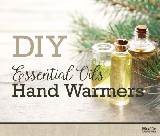 DIY Essential Oils Hand Warmers Winter is coming meaning thick socks, long underwear, pants, jackets and coats. Keeping your feet, hands, face and head warm during those brutally cold days is key to staying comfortable. While gloves and mittens can warm up your hands to a certain extent, but can either get wet or …