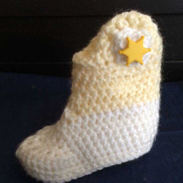 Baby cowboy/girl boot