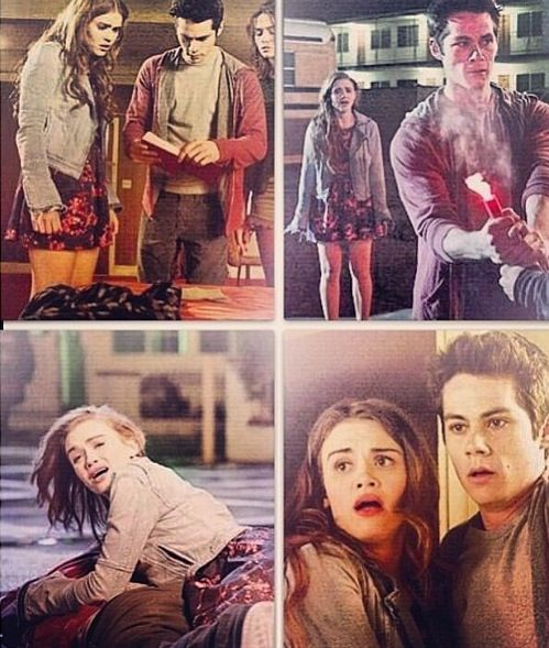 Stiles and Lydia!!! I love them together!!!!!! And I loved this episode!