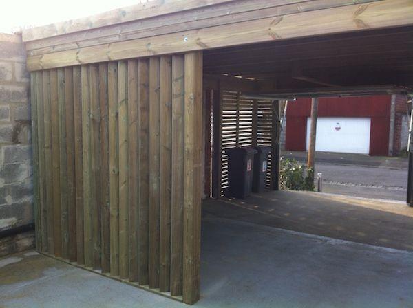 1000 id es sur le th me carport bois sur pinterest abri voiture aluminium abris voiture bois. Black Bedroom Furniture Sets. Home Design Ideas