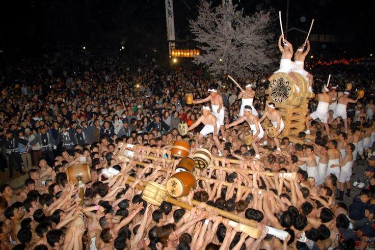 Furukawa Maturi in Gifu  古川祭り