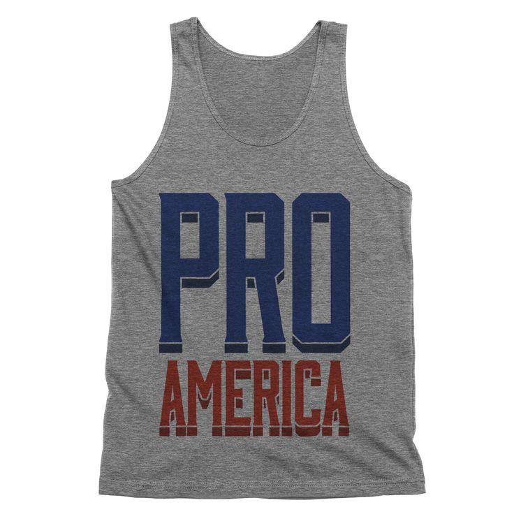 Pro America Tank Top