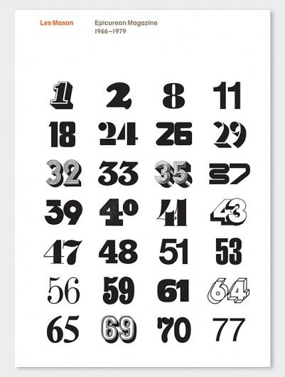 Designspiration — Swiss LegacyArt Director, Types Typography, Les Mason, Graphics Design, Image, Lesmason, Numbers Fonts, Magazines Covers, Guns Magazines