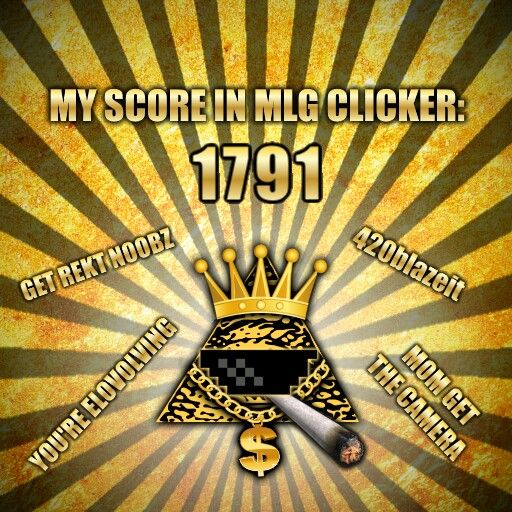 Mlg clicker