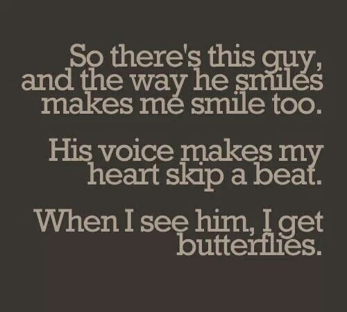 Love butterflies quote