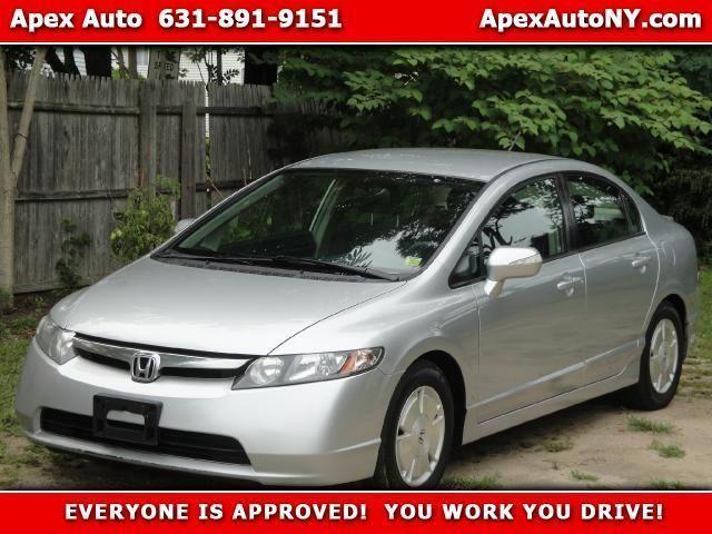 2008 Honda Civic Hybrid, 88,349 miles, $9,995.