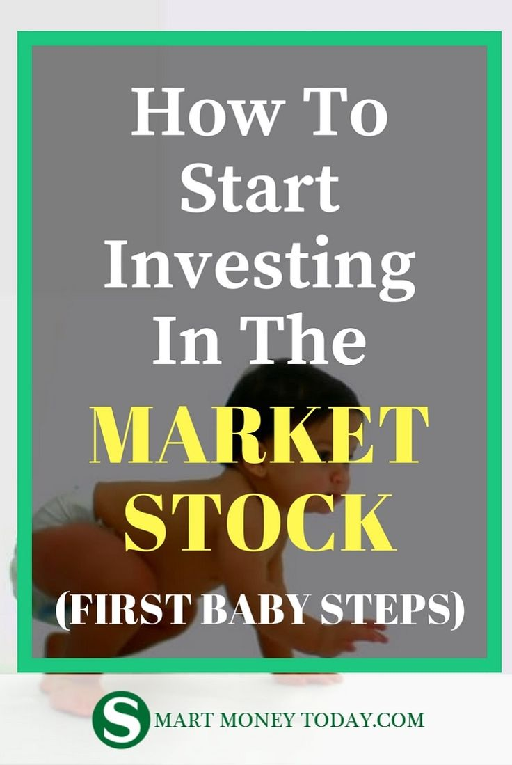 Don't Know How To Get Started Investing In The Market Stock?