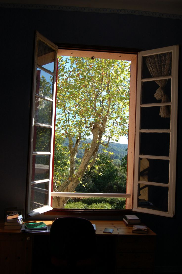 A room with a view. (Student Photo: Gordon IN Aix, Provence, France) http://www.gordon.edu/aix