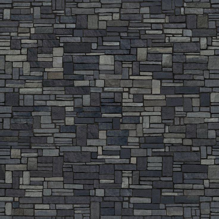 . Black Stone Texture  Grey Stone Texture Black And White F Pennylane