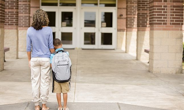 Why is your child avoiding school?