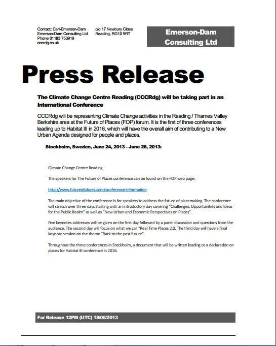 Mission statement u201cTipping pointu201d Thames Valley Berkshire - event agenda