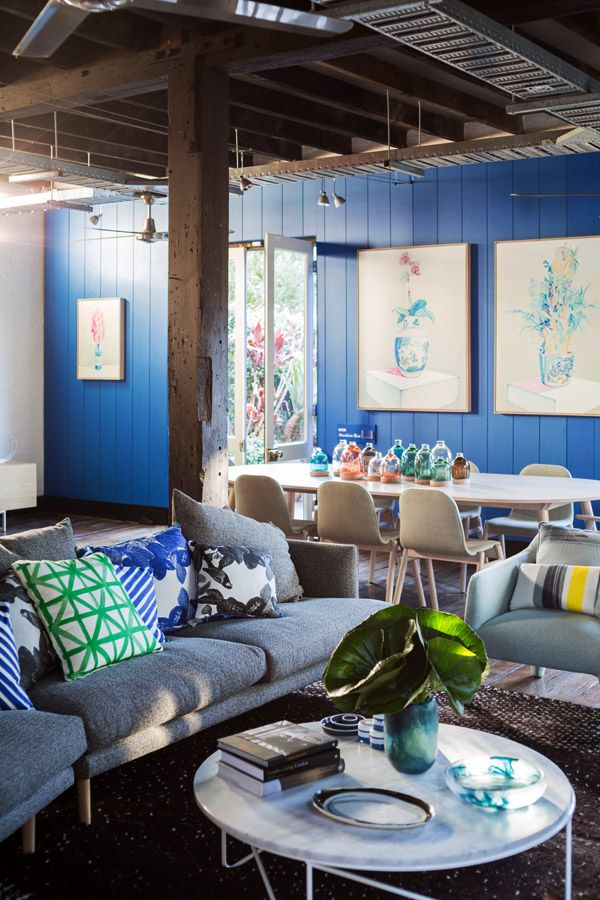 Tour Modern, Colorful Design Files Show House in Sydney