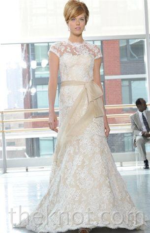 Rivini #weddingdress #theknot: Colors Dresses, Rivini Lace, Hot Off The Runway Dresses, Fashion Design, Dresses Underneath, Rivini Weddingdress, Bridal Fashion, Lace Gowns, Gowns Hot