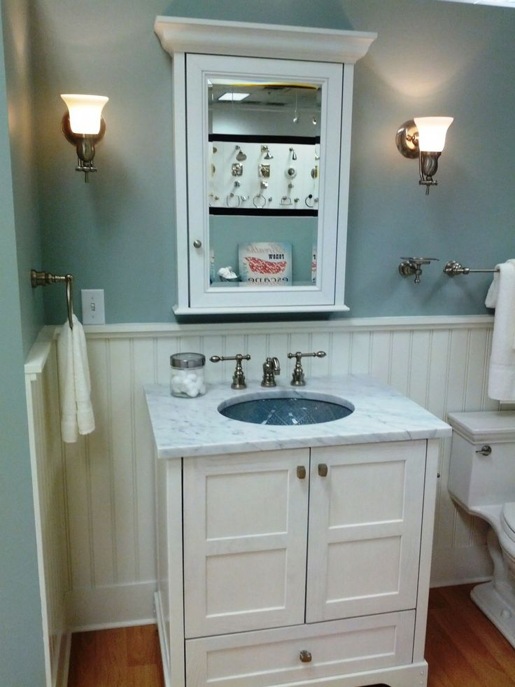 Best Bathroom Images On Pinterest Small Bathrooms Bathroom - Blue gray bathroom rugs for bathroom decorating ideas