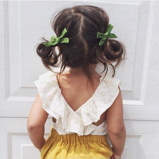 check out #freebabespigtails for some super cute hair inspiration // and if you have any pigtail sets yourself, make sure to hashtag #freebabespigtails so we can see your style. I mean, little pigtails are an instant pick me up right??? //  cutie @mrscourtneycooper