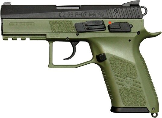 CZ 75 P07. Daddy wants oneLoading that magazine is a pain! Get your Magazine speedloader today! http://www.amazon.com/shops/raeind