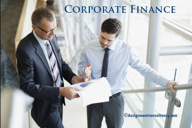 5 Tips one must know about Corporate Finance Assignment
