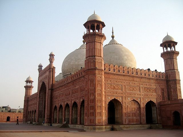 Pakistan+Mosque | Badshahi Mosque wallpapers by all about pakistan