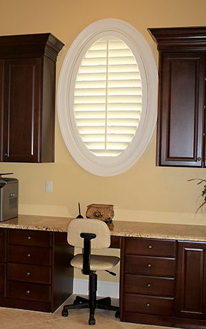 17 best images about specialty shapes on pinterest for Window treatment for oval window