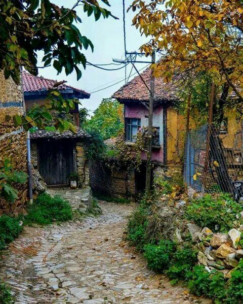 Cumalıkızık köyü / Bursa / Türkiye