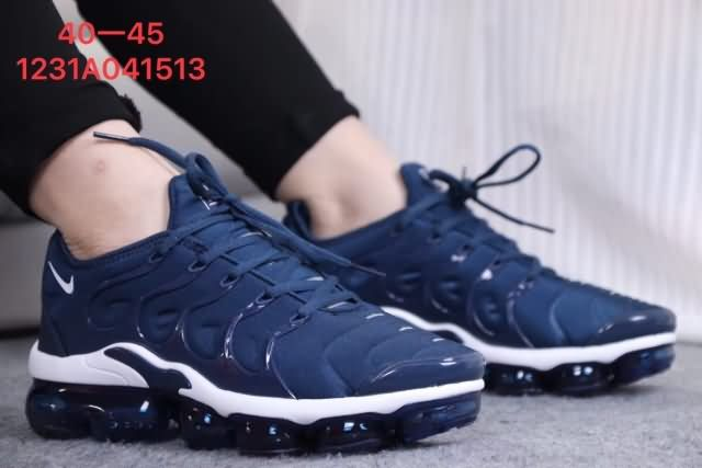 quality design 836a2 f8a86 Cheap Nike Air Max Plus TN 2018 Mens shoes Dark Blue White ...