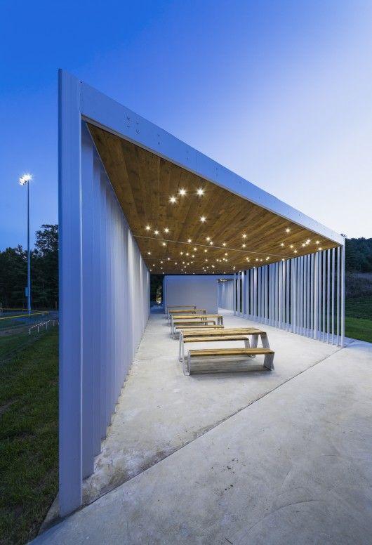 Sharon Fieldhouse / design/buildLAB. © Jeff Goldberg/ESTO