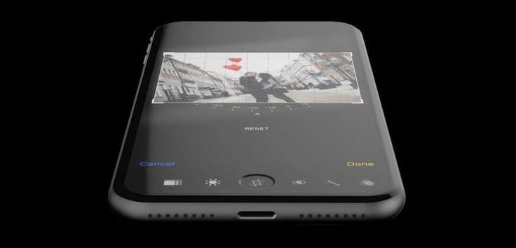 Un nuevo concepto imagina el iPhone 8 con la barra multifunción - http://www.actualidadiphone.com/nuevo-concepto-imagina-iphone-8-la-barra-multifuncion/