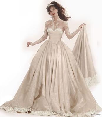 Dress by Elizabeth Emanuel