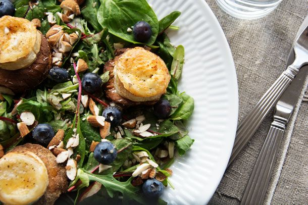 Salade Chevre Chaud