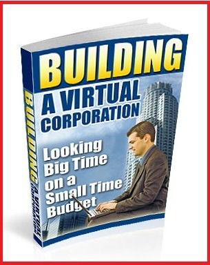 Building A Virtual Corporation - $1.99 #onselz #cash #money #oman #USA #facebook #mlm #twitter #profit #oman #USA #bitcoins #virtacoins #myselzstore #bookcover #programming  #tech #bestbuy #buy