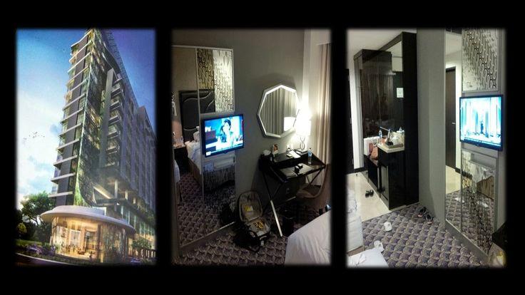 Dijual Condotel Mewah Fully Furnished The Bellevue Suites Hotel Pondok I...