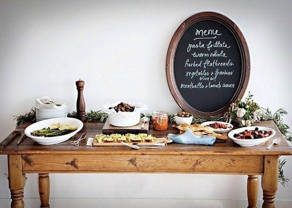 Aperitif dinatoire decoration buffet f te pinterest for Decoration table buffet dinatoire