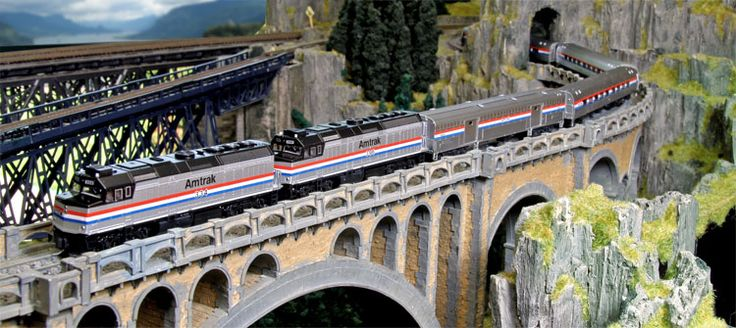 Passenger Trains Dominate Kato's August and September Releases ...