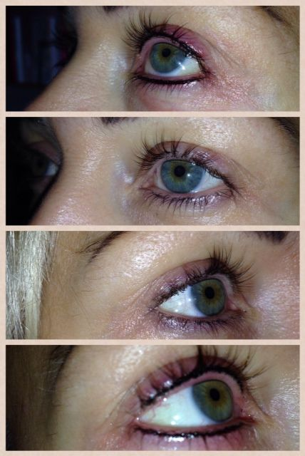 Semi-Permanent Make-Up. eye brows.  www.spabannockburn.co.uk