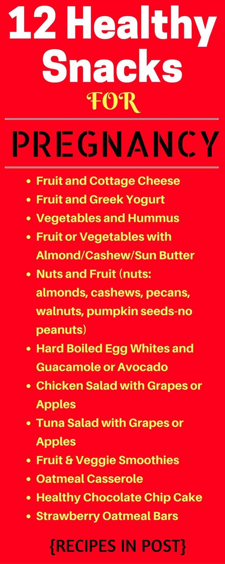 Healthy pregnancy snacks.  lots of healthy and easy ideas.  http://michellemariefit.com/10-healthy-snacks-pregnant-mamas/