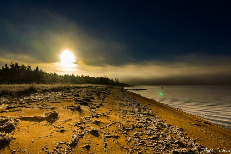 Sunny beach by Markku T on 500px
