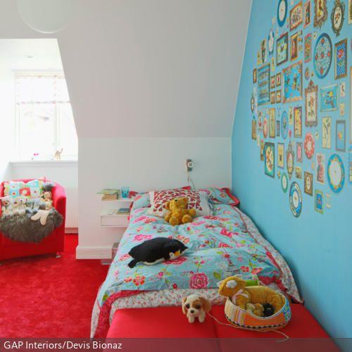 Captivating Ein Mädchenzimmer Muss Nicht Immer Pinkfarben Sein. Dieses Zimmer Ist Ein  Perfektes Beispiel Dafür, Pictures