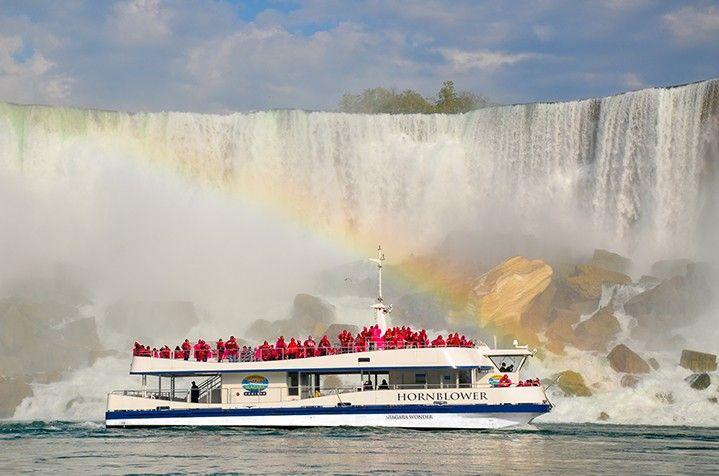 Highlights from Summer 2016   Hornblower Niagara Cruises