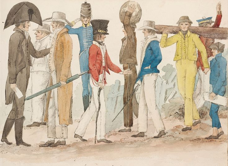 ON 28 FEBRUARY 1790, John Irving became the first Australian to be emancipated of his criminal history.