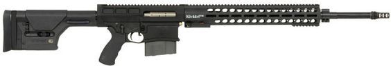 Meet the Kivaari, a semi-auto takedown rifle in .338 LM