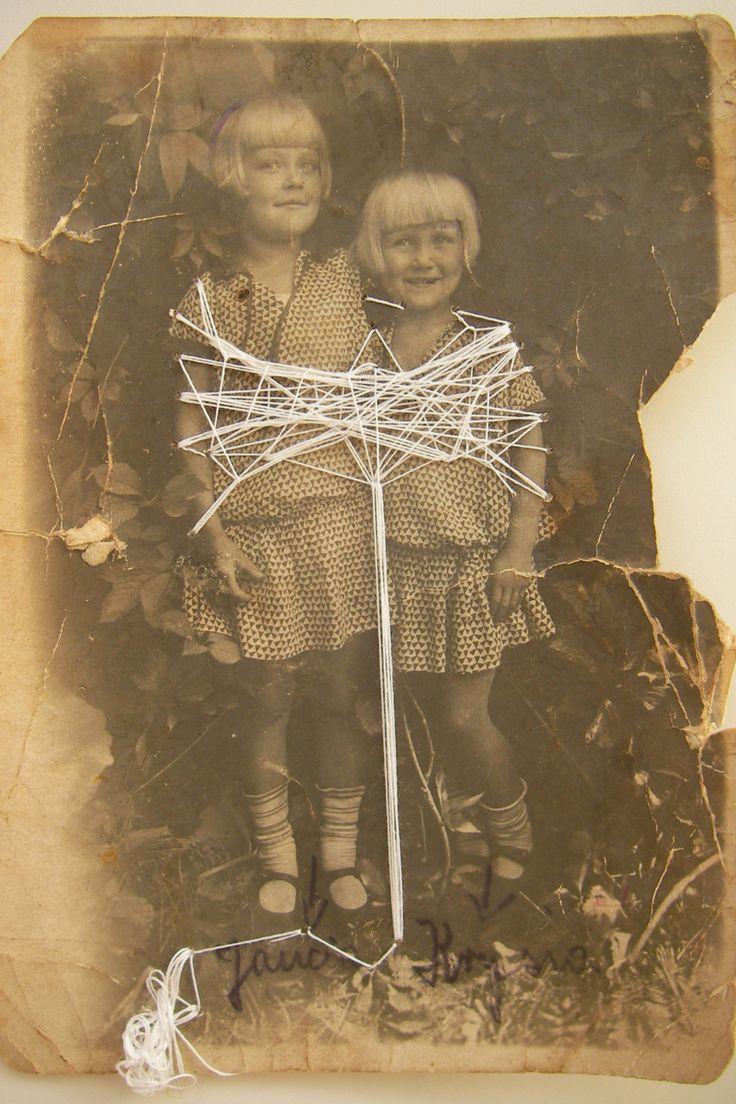Rossana Taormina, Ritratto di sorelle (persistenza #2),