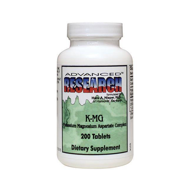 KMG Potassium Magnesium Aspartate Complex, 200 Tabs AED214.00 #UAESupplements