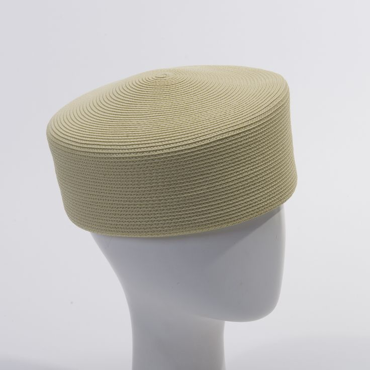 Polypropylene Plain Hats-Material: 100% Polypropylene, Crown Width: 8 inch, Crown Height: 3 inch, SKU: ZN88R-so reminiscent of jackie kennedy. add a finishing touch of choice and you have an occasion hat.