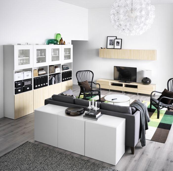 Ce dossier nous montre à quel point cette gamme est modulable et s'adapte à toutes les pièces de la maison !! Personnalisez votre rangement ...