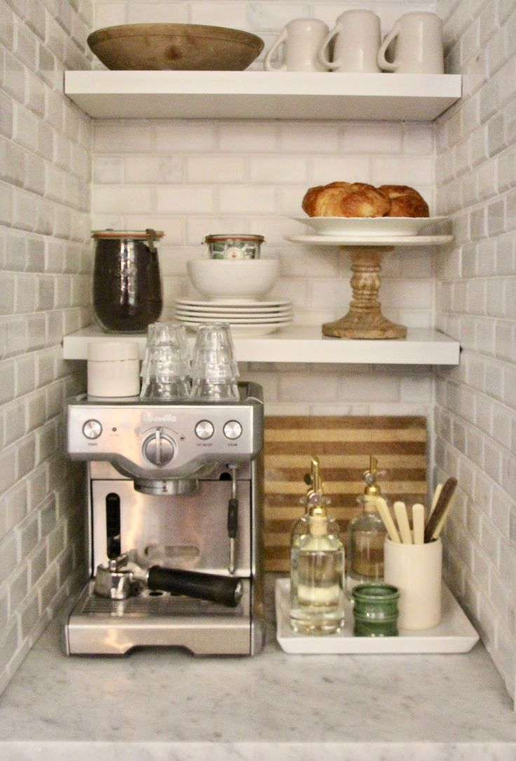 Kitchen Coffee Station 159 Best Coffee Hot Beverage Stations Images On Pinterest