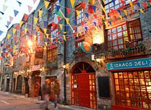 Dublin Hostels, Isaacs Hostel Dublin From $20/night