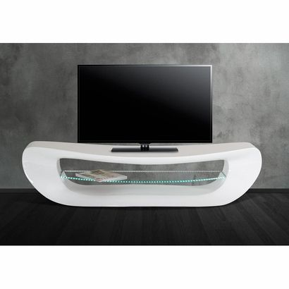 Modrest Crest - Contemporary TV Stand - Click to enlarge